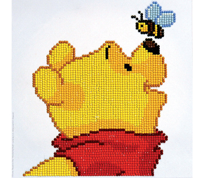 Pooh with Bee