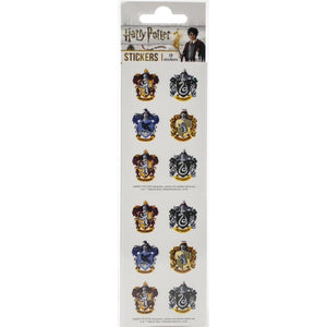 Harry Potter Crests - 18 stickers