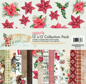 Holly Jolly Christmas 12 x 12 Collection Pack
