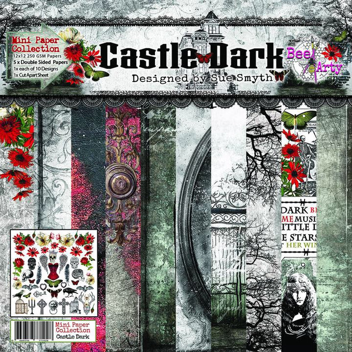 Castle Dark paper pack