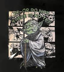 Star Wars Yoda Diamond Dotz
