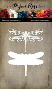 Dragonfly Large Metal Die