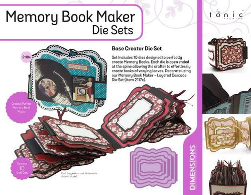 Memory book maker base set