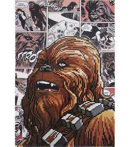 Star Wars Chewbacca Diamond Dotz