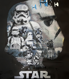 Star Wars Stormtrooper Diamond Dotz