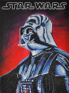 Star Wars Darth Vader Diamond Dotz