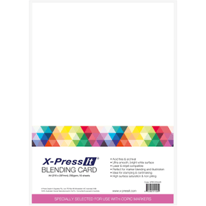 X-Press It Blending Card A4