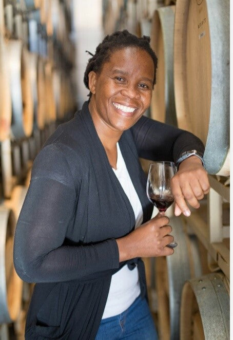 Ntsiki Biyela - the first female black winemaker in South Africa