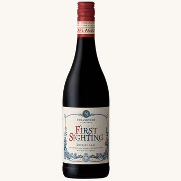 First Sighting Shiraz