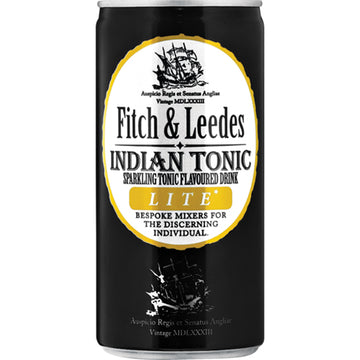 Fitch & Leedes Indian Tonic Lite Can