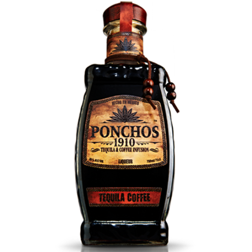Ponchos 1910 Coffee Tequila