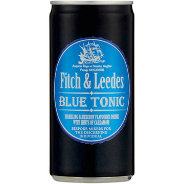 Fitch & Leedes Blue Tonic Cans 200ml