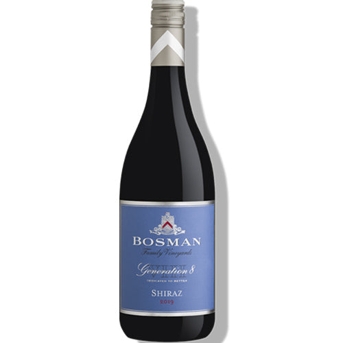 Bosman Generation 8 Shiraz X 6