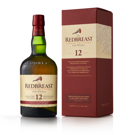 Redbreast 12 Year Old 750ml