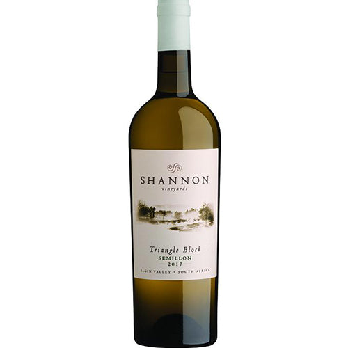 Shannon Triangle Block Semillon 2017