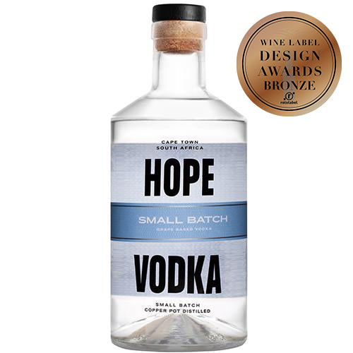 Hope Small Batch Vodka