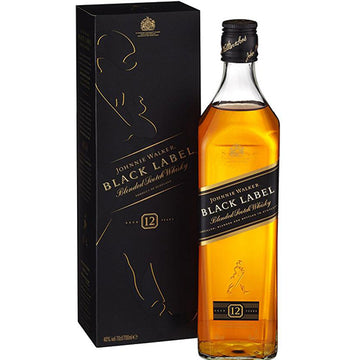 Johnnie Walker Black 12 YO