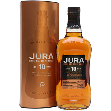 Jura 10YR Scotch Whiskey