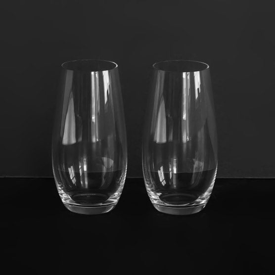 Riedel Stemless Champagne Glasses, Set of 2