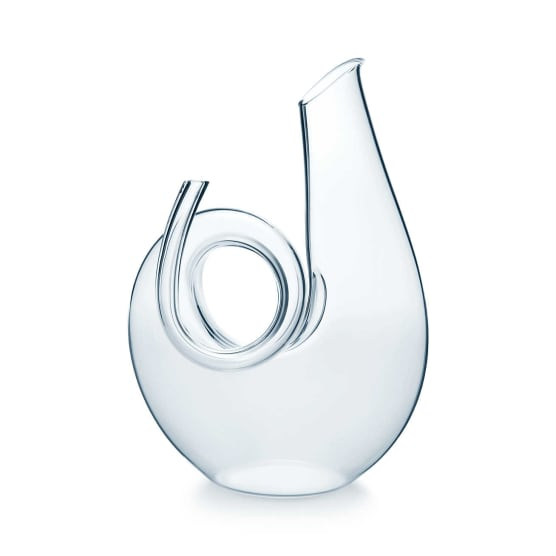 Riedel Glassware Curly Clear Decanter