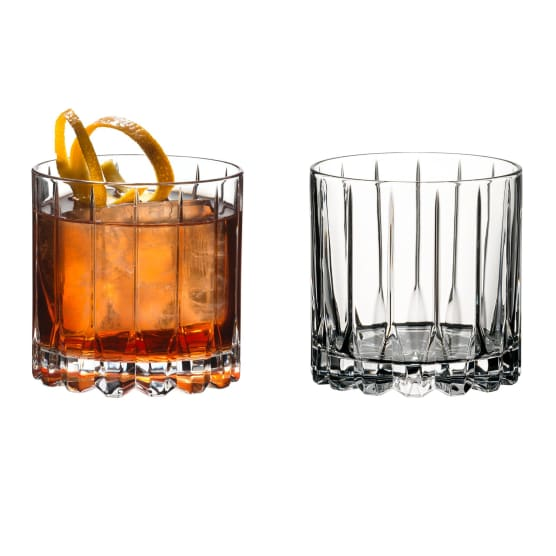 Riedel Rocks Glasses, Set of 2