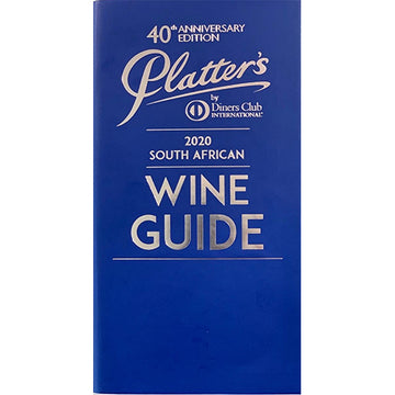 Platter's 2020 Hardcover Wine Guide