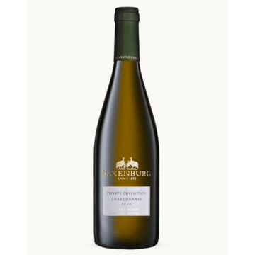 Saxenburg Private Collection Chardonnay 2018