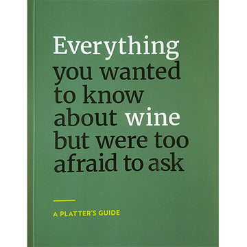 Everything Wine Hardcover Book