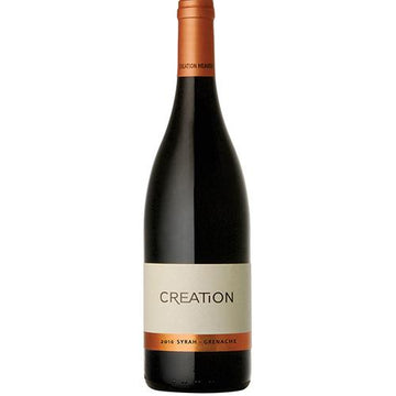 Creation Syrah Grenache Wine
