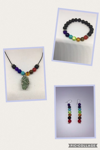 Handcrafted Chakra Set