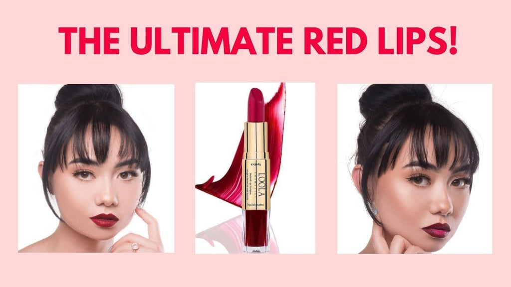 The Best Red Lipstick! | Loolacosmetics