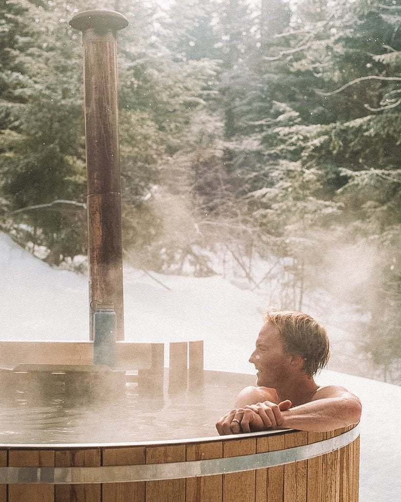 Offgrid Hot Tub