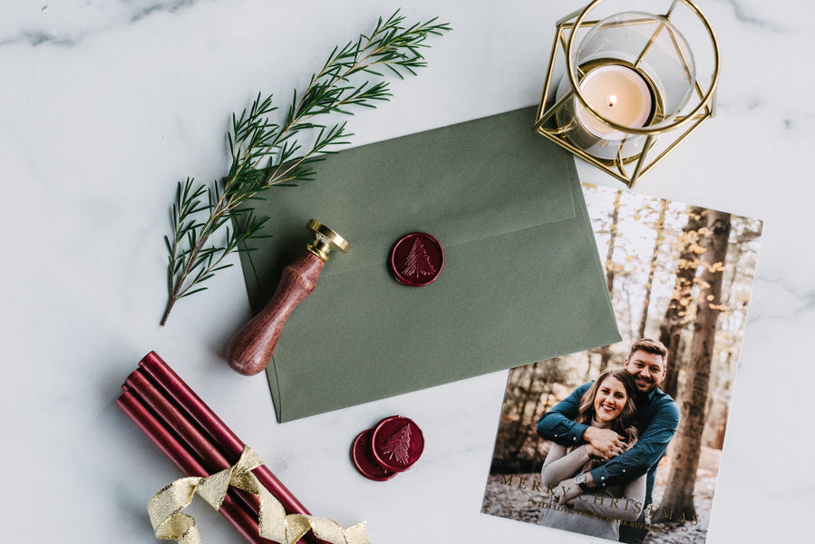 How to Simplify your Holiday Cards