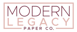 Modern Legacy Paper Company