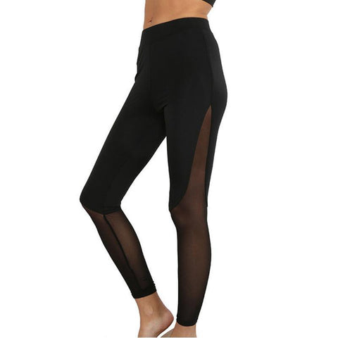 Women's Transparent Workout Sweatpants | RnD International