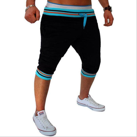 Men's Knee Length Stripes Shorts | RnD International