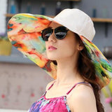 Women's Stylish Large Brim Beach Hats for Summer | RnD International