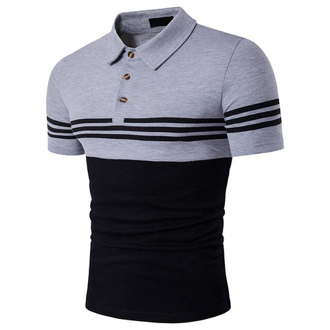 Men's Casual Stripped Europe Style T shirt | RnD International