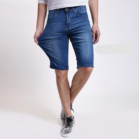 Men's Regular Fit Denim Shorts | RnD International