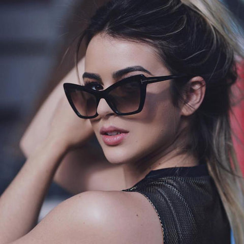Women's Unique Cat-Eye Sunglasses | RnD International