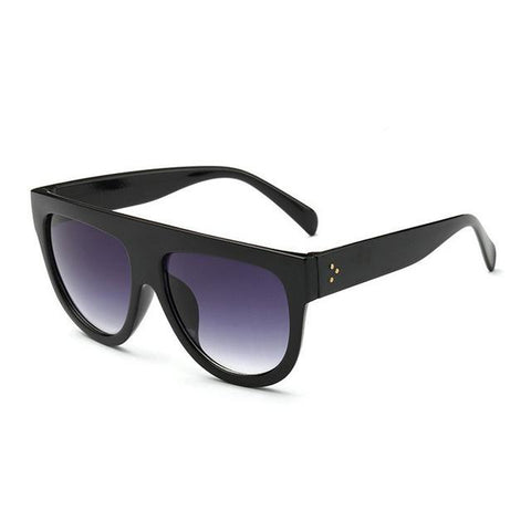 Women's Big Mirror Cat Eye Sunglasses | RnD International