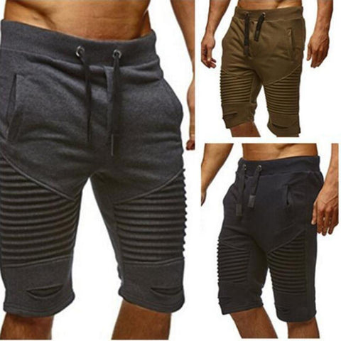 Men's Classic Front Stripes Shorts | RnD International