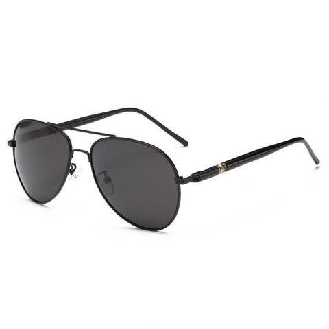 Men's Polarized Stainless Steel Frame Sunglasses | RnD International