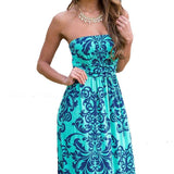 Women's Tunic Off Shoulder Maxi Dress | RnD International