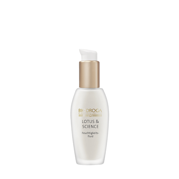 Biodroga Lotus & Science Moisturizing Fluid