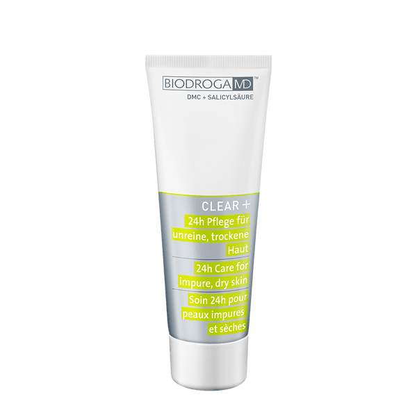 BiodrogaMD™ Clear+ 24h Care - Impure/Dry Skin