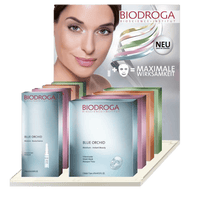 Biodroga Counter Displays & Backcards