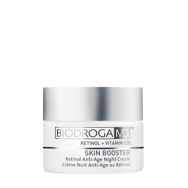 BiodrogaMD™ Skin Booster - Retinol Anti-Age Night Cream