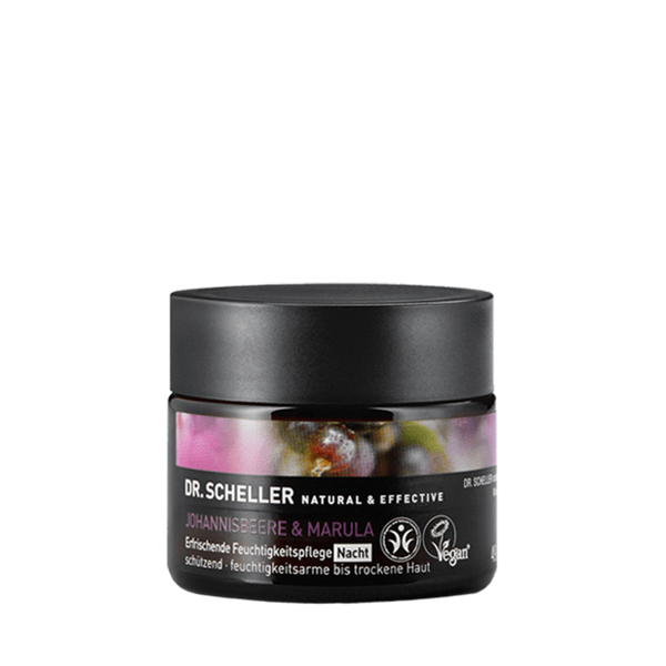 Dr. Scheller Black Currant & Marula Moisturizing Care - Night