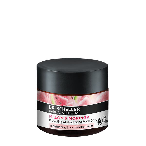 Dr. Scheller Melon & Moringa Protecting 24h Hydrating Face Care